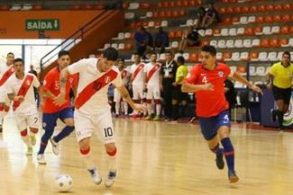 Conoce cómo terminó Perú en las eliminatorias de futsal para el Mundial de Lituania 2020