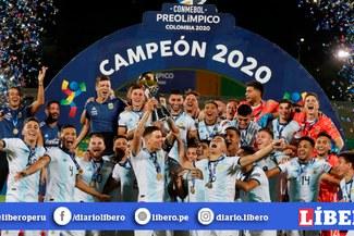 Brasil y Argentina a Tokio 2020: así quedó la tabla de posiciones del Preolímpico [FOTO]