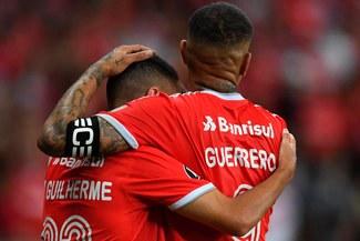 Guerrero terminó como capitán en la clasificación de Inter a la fase 3 [VIDEO]