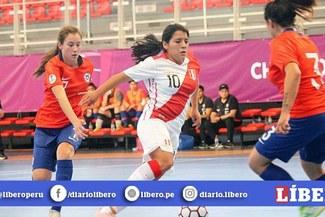 ¡Buena noticia! Perú fue escogido como sede para el Sudamericano de Futsal Femenino Sub-20.