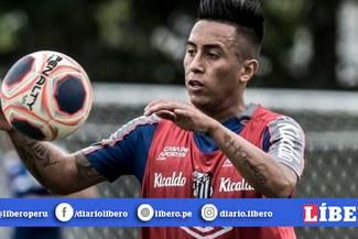 Christian Cueva: Santos pide 100 millones de euros por la rescisión de 'Aladino'