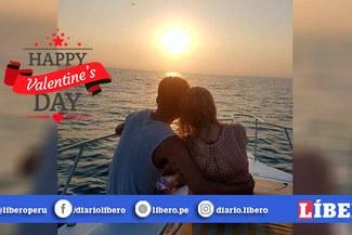 Pedro Gallese y la romántica sorpresa a su esposa por San Valentín [VIDEO]