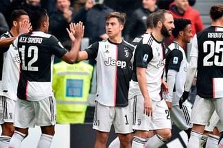 Juventus venció por 2-0 a Brescia y se consolida como líder de la Serie A