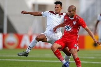 Fluminense de Pacheco empató 0-0 con La Calera y quedó eliminado de la Sudamericana