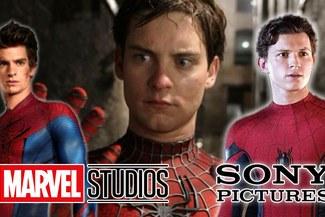 Marvel Spiderman: Revelan tráiler del Spider-Verse con Garfield, Maguire y Holland [VIDEO]