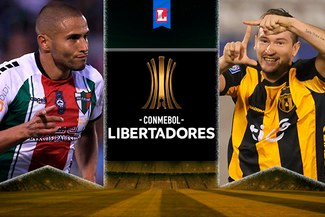 Palestino vs Guaraní [FOX Sports EN VIVO] Fase 3 de la Copa Libertadores 2020