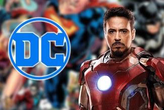 Robert Downey Jr. abandona Marvel: Revelan cual sería su personaje en DC