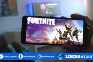 Fortnite: Estos son los dispositivos móviles Android y iOS compatibles