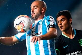 Alianza sufrió su segunda derrota en la Copa tras caer 1-0 con Racing en Avellaneda [RESUMEN]