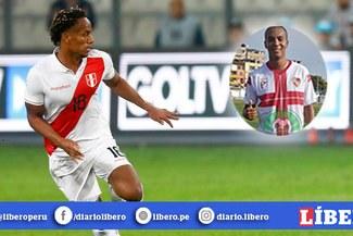 Hermano de André Carrillo juega este año la Copa Perú [FOTO]