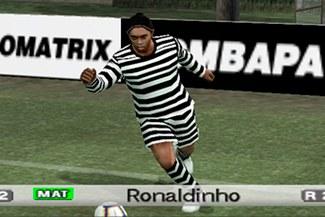 Ronaldinho preso y estadios sin público por coronavirus en nuevo parche de PES