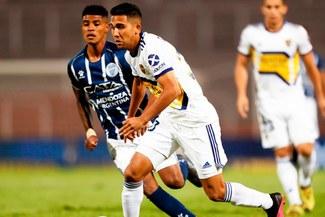 Boca Juniors venció 4-1 a Godoy Cruz por la Copa de la Superliga