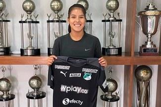 """Maryory Sánchez tras fichar por Deportivo Cali: """"Es un sueño hecho realidad"""""""