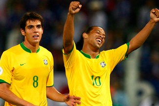 """Kaká: """"Es muy triste ver a Ronaldinho en la cárcel"""""""