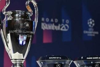 Champions League se reanudaría en agosto luego de para por coronavirus
