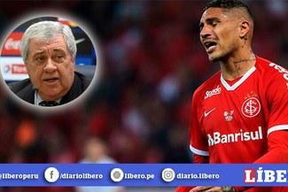 Presidente de Boca Juniors revela el verdadero motivo por el cual no ficharon a Paolo Guerrero