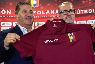 Entrenador de Venezuela excluyó a Perú cómo favorito para clasificar a Qatar 2022