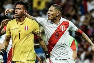 """Conmebol pone de ejemplo a Guerrero: """"Sé el capitán porque este partido lo ganamos juntos"""""""