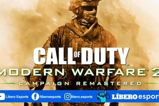 Aseguran que Call of Duty Modern Warfare 2 Remasterd sería lanzado la próxima semana