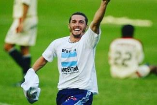 Nicolás Tagliani cuenta quien lo sacó de Alianza Lima el 2003