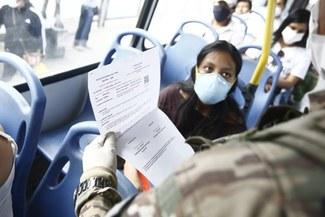 Coronavirus: ¿Dónde y cómo tramitar el nuevo pase laboral?