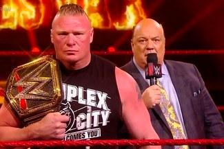 WWE RAW: previa a Wrestlemania 36, revisa los resultados del show