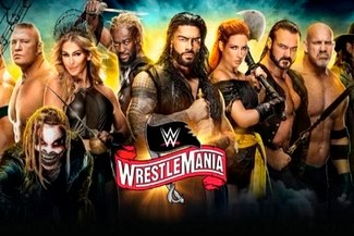 WrestleMania 36 EN VIVO: cartelera, hora y guia tv del evento de la WWE