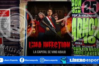 Entrevistamos a creadores de Lima Infection, el equipo Amauta Collective