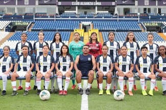 """""""El objetivo es ganar el título"""": Equipo femenino de Alianza entrena a distancia pese a cuarentena"""