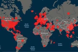 Ver Mapa del coronavirus de todo el mundo [EN VIVO] Reporte actualizado hoy sábado 4 de abril