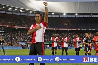 Conoce en qué puestos quedarían los equipos de Tapia, Araujo y Peña si Holanda da por concluida su liga