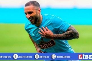 Emanuel Herrera y el objetivo que se trazará cuando se reinicie la Liga 1