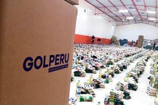 Consorcio Fútbol Perú dona 5 mil toneladas para población más vulnerable por coronavirus