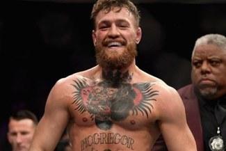 """Conor McGregor y su promesa a Mike Tyson: """"Por mi vida, venceré a Floyd Mayweather"""""""