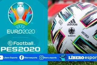 PES 2020: ¿cómo actualizar el DLC para tener la UEFA EURO 2020?