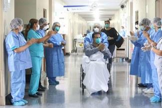 Coronavirus en el Perú: 135 905 contagiados [Resumen del miércoles 27 de mayo]
