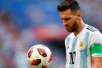 """Lionel Messi lamenta suspensión de la Copa América: """"Tenía la ilusión de volver a jugarla"""""""