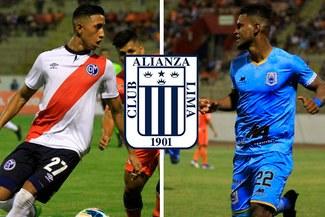 Alianza Lima estaría tras los pasos de Aldair Rodríguez y Rodrigo Vilca
