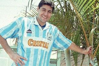 Un día como hoy Sergio Ibarra marcó su primer gol en Perú [VIDEO]