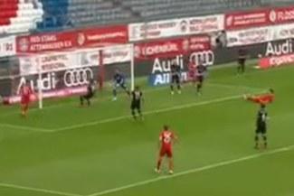 Bayern Múnich vs Dusseldorf: Zanka marca en propia puerta y bávaros se ponen 1-0 arriba [VIDEO]