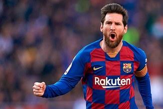 Lionel Messi y su singular manera de repudiar el asesinato de George Floyd   VIDEO