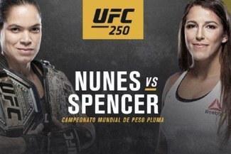 ► Ver ESPN 2 EN VIVO, UFC 250: Nunes vs Spencer EN DIRECTO estelares desde Las Vegas