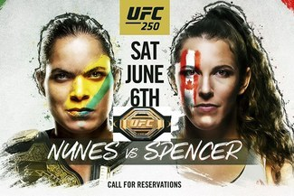 [UFC 250 EN VIVO] Nunes vs Spencer EN DIRECTO por el título de peso pluma femenino