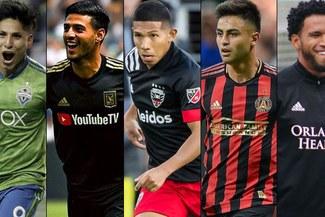 MLS: equipos de Raúl Ruidíaz, Yordy Reyna y Marcos López quedaron ubicados en el mismo grupo [FOTO]