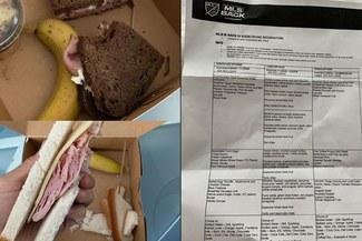 MLS: futbolistas se quejan por los precios de los alimentos que reciben en Disney [FOTO]