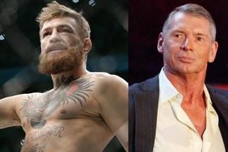 Conor McGregor busca dar el salto a WWE: desafió a Vince McMahon para una pelea