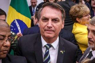 Presidente de Brasil, Jair Bolsonaro, dio positivo a la COVID-19