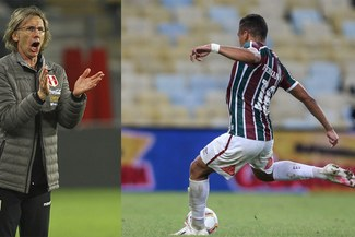 Ricardo Gareca quiere a Fernando Pacheco para las Eliminatorias Qatar 2022