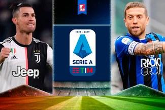 Juventus vs. Atalanta [ESPN 2 EN VIVO] con Cristiano Ronaldo: fecha 32 de la Seria A