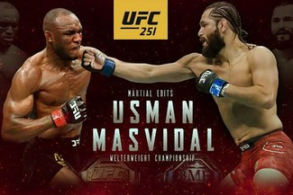 UFC 251: Usman vs. Masvidal EN VIVO: horarios, cartelera, canales y donde ver UFC Fight Island?